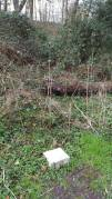 The Brislington Brook Brass Rubbing Trails.