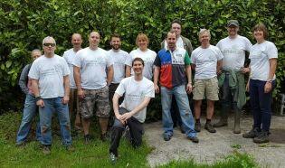 LBG Day 2 Crew