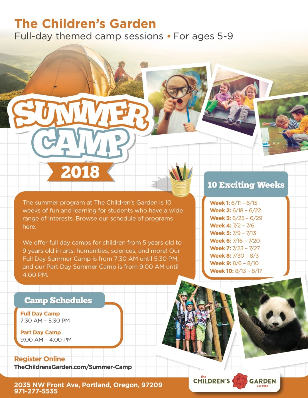 TheChildrensGarden_FieldOffice_CampFlyer