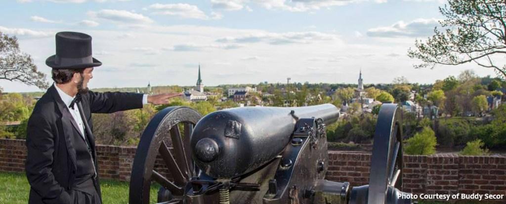 Lincoln at Chatam slider