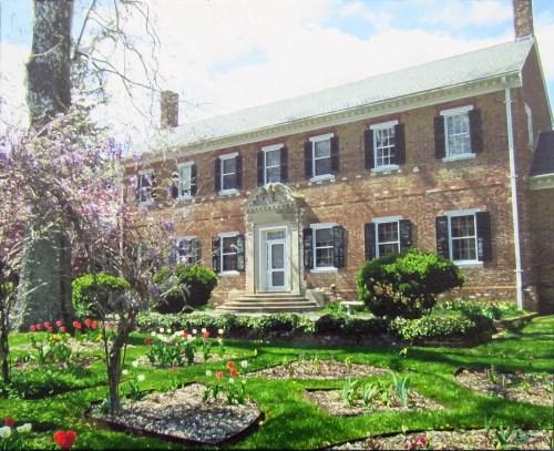 Springtime at Chatham