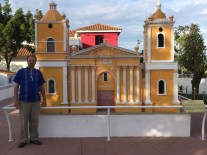 Visitors to Chinandega may recognize this church; it's across the street from Eskimo