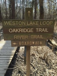 Getting-There-Weston-Lake-Loop-Trail-Sign
