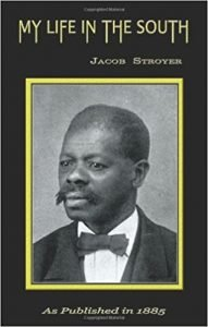 Jacob Stroyer from 1885 edition of My Life in the South