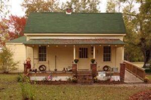 Harriet Barber House