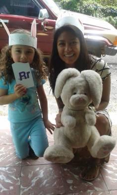 zzz CLC student rabbit