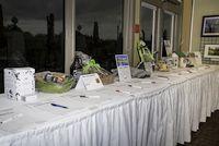 Auction Table near Window