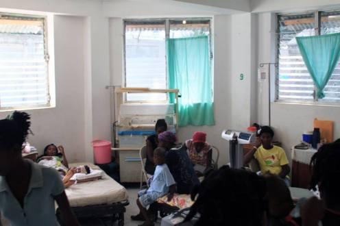 children at beraca medical center