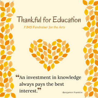 Thankful for Education 2017
