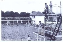 lido and diving platforms