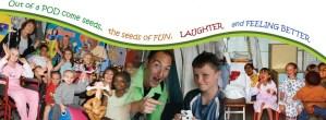 Pod Childrens entertainer