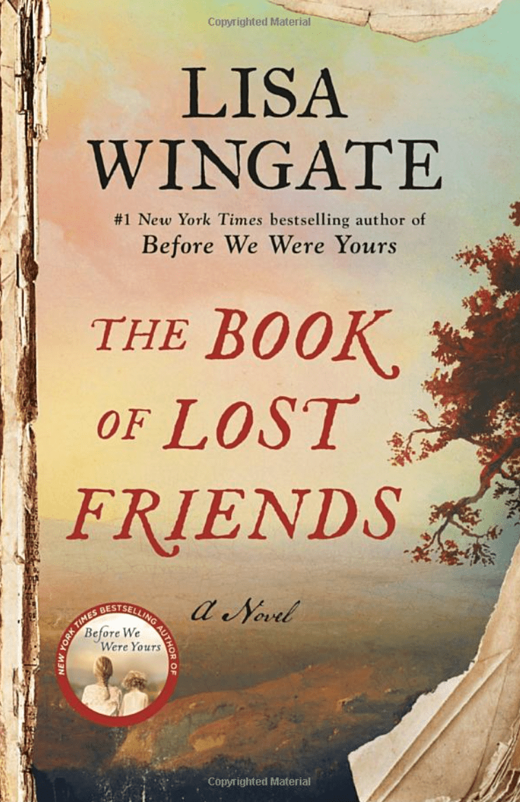 Lisa Wingate's The Book of Lost Friends