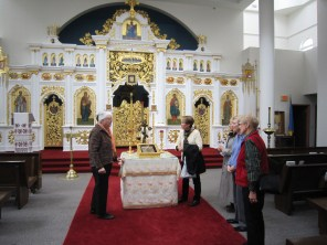 St. Katherine Ukrainian Orthodox Church, Arden Hills