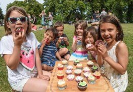 Picnic in the Park Friends of St Pauls Rec Brentford 1