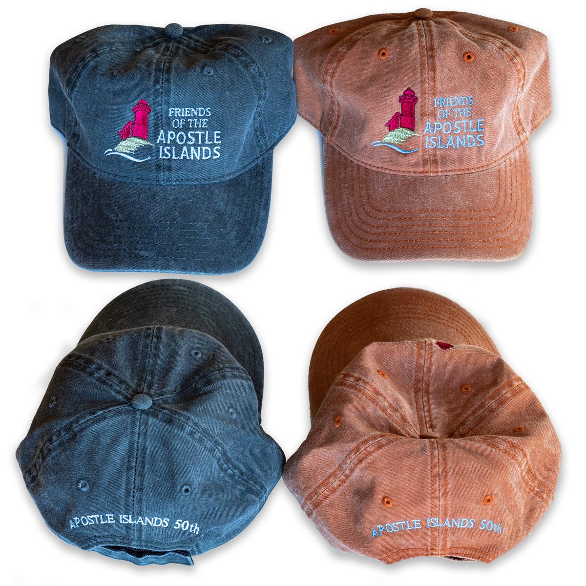 Friends Baseball Hats 50th Edition
