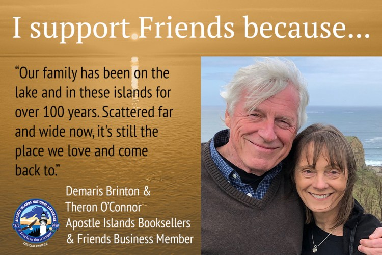 Business Member Apostle Islands Booksellers