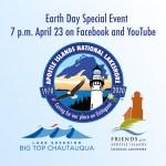 Earth Day slate 2021