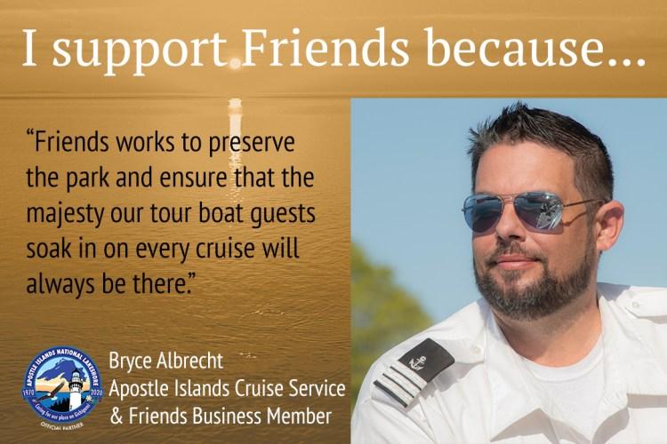 Apostle Islands Cruise Service