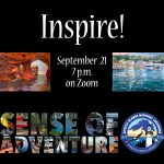 Sense of Adventure: Inspire!