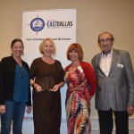 The Friends Receive Award from the Greater East Dallas Chamber of Commerce