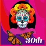Dia de los Muertos Exhibition Opens October 16!