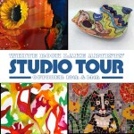 The White Rock Lake Artists' Studio Tour Opens in October