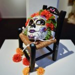 Día de los Muertos Opens with a Curious Crowd and Delightful Art and Altars!