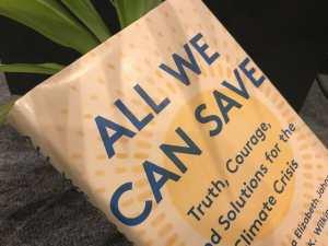 Virtual Book Club - All We Can Save