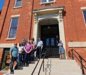 Free Tour of the Old Courthouse and Sheriff's House @ Old Courthouse on the Woodstock Square