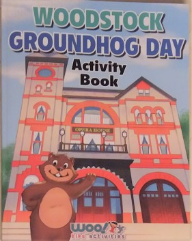 Groundhog Activity Book (2)
