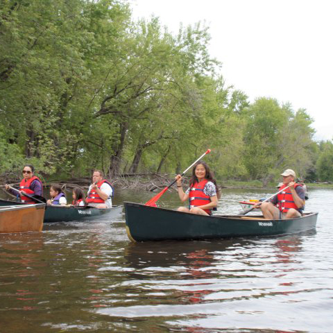 Paddle the Mississippi River Backwaters