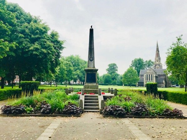 Friends of Turnham Green War Memorial