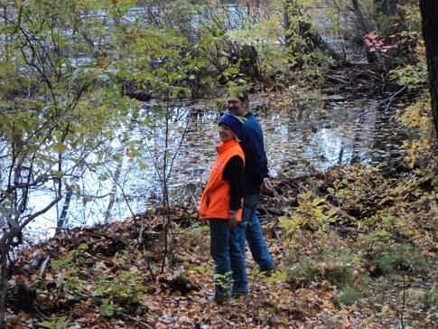 Marcella Stasa, Tom Dodd Discovery Hike USF