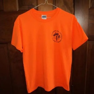 Friends of Upton State Forest Orange Children's T-Shirt