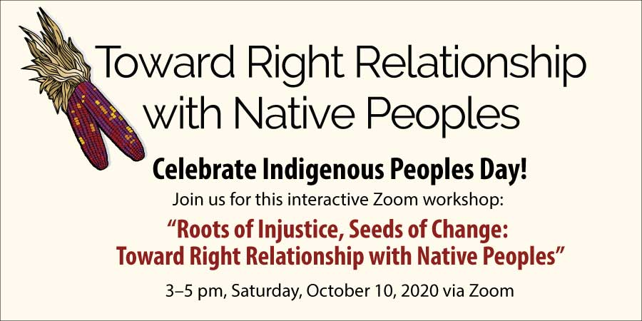 Celebrate Indigenous Peoples Day!