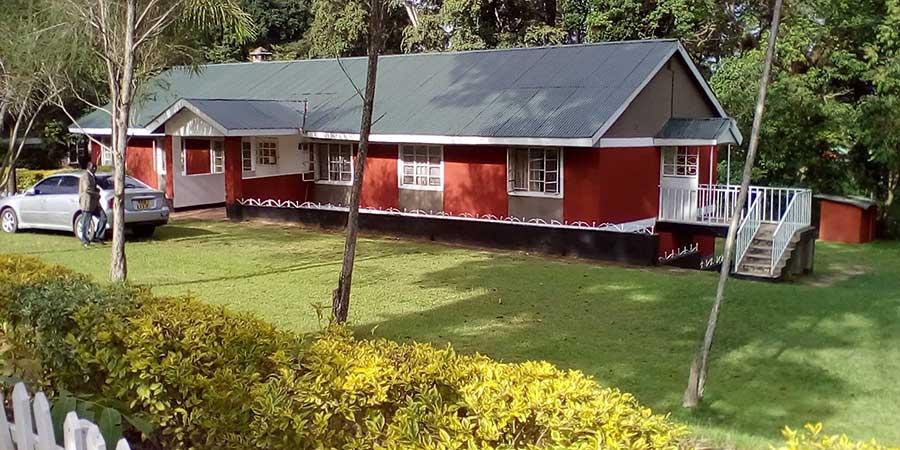 Men's Hostel