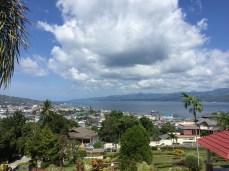 The view from Martha Christina Tiahahu Monument