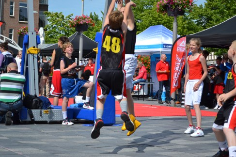 Streetball Masters serie een-5