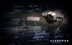 Richard Clabaugh: Eyeborgs