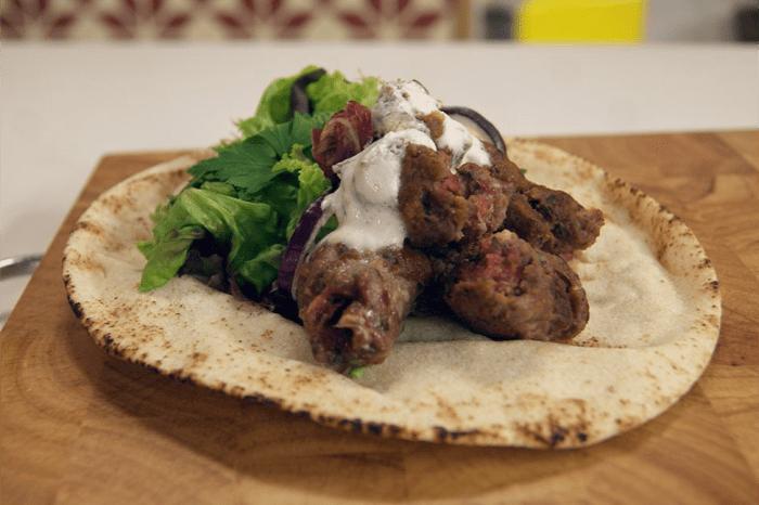 o que é kebab e como ele é preparado