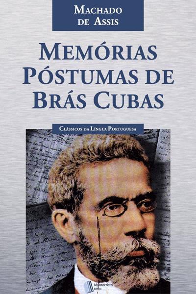 Memórias Póstumas de Brás Cubas figura entre os livros para o ENEM.
