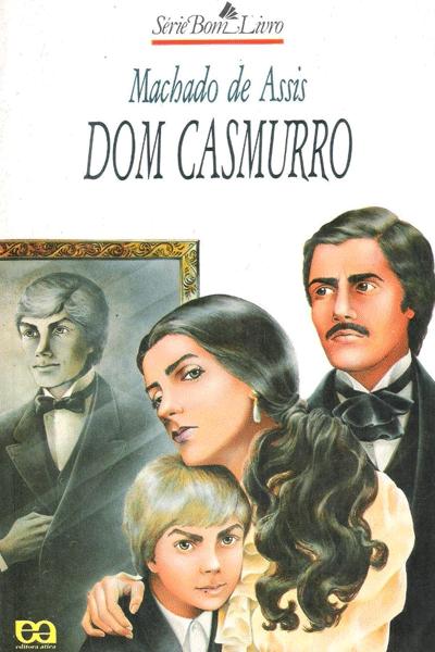 Dom Casmurro, um clássico entre os livros para o ENEM.