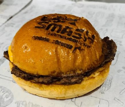 smash hamburgueria