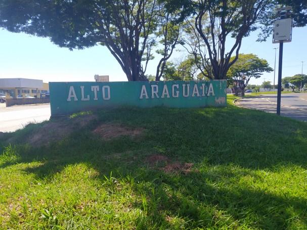 foto da cidade para representar delivery em alto araguaia