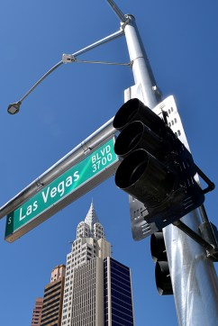 Which way to Las Vegas?