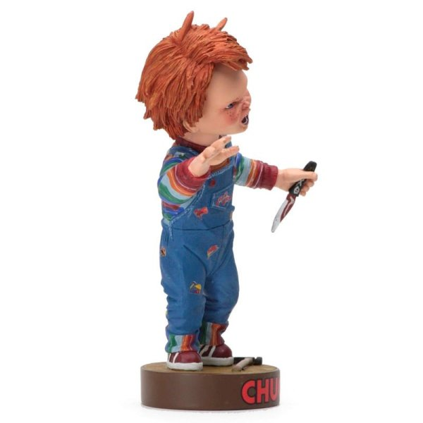 Chucky Knife Head Knockers 18cm