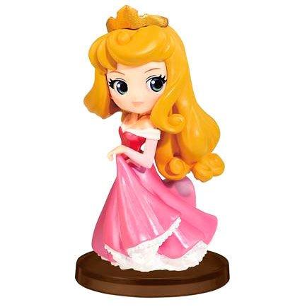 Aurora La Bella Durmiente Disney Q Posket 7cm