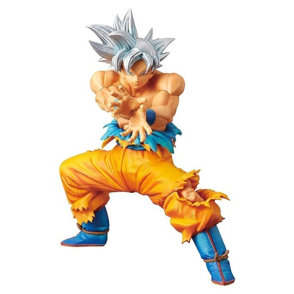 Ultra Instinct Goku The Super Warriors Special Dragon Ball Super 18cm