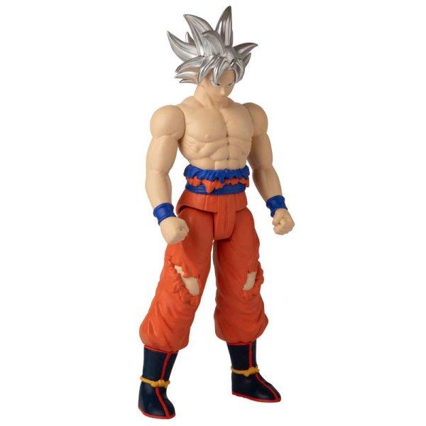 Figura Goku Ultra Instinto Limit Breaker Series Dragon Ball Super