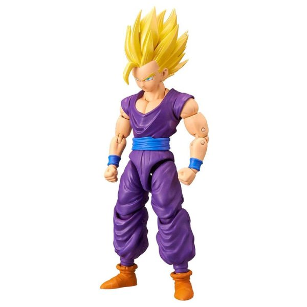 Figura deluxe Super Saiyan 2 Gohan Dragon Ball Super